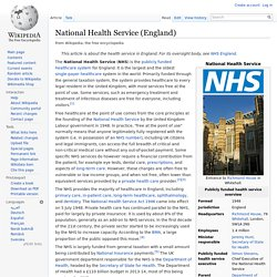 National Health Service (England)