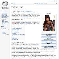 Tapirapé people