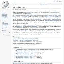 Michael Palliser