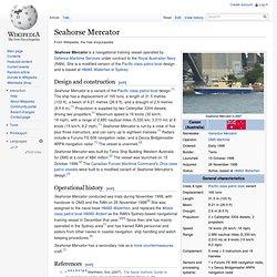 Seahorse Mercator