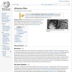 Altamura Man