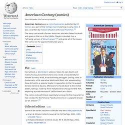 American Century (comics)