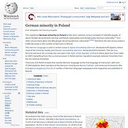 German minority in Poland