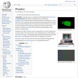 Phosphor