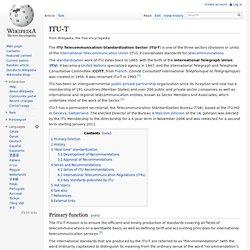 ITU-T