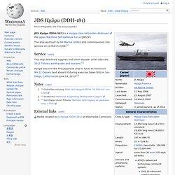 JDS Hyūga (DDH-181)