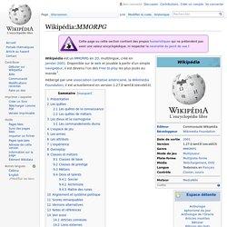 Wikipédia:MMORPG