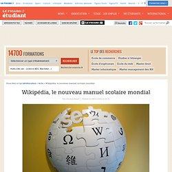 Wikipédia, le nouveau manuel scolaire mondial