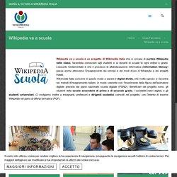 Wikipedia va a scuola - Wikimedia Italia