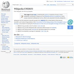 UNESCO - Wikipedia
