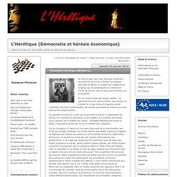 Et pendant ce temps, wikisource... : L'Hérétique (Démocratie et