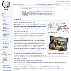 Wiklou, le Wiki du Biclou