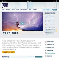 Wild Weather: 05/02/2013, Behind the News