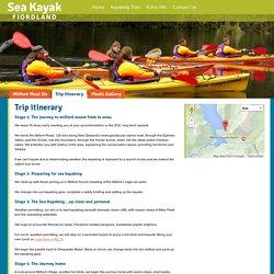Wilderness Kayaking