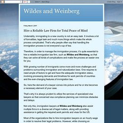 Wildes and Weinberg: Hire a Reliable Law Firm for Total Peace of Mind