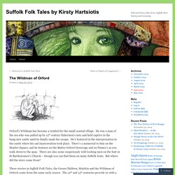 Suffolk Folk Tales by Kirsty Hartsiotis