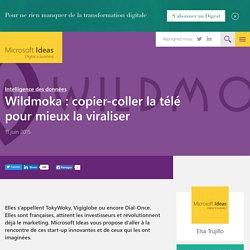 Wildmoka : copier-coller la télé pour mieux la viraliser