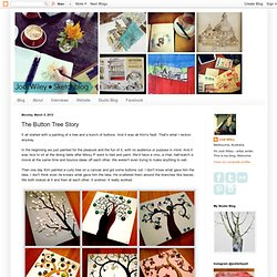 art by wiley: The Button Tree Story