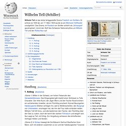 Wilhelm Tell (Schiller)