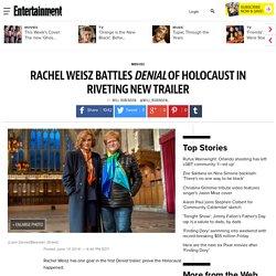 Denial: Rachel Weisz, Tom Wilkinson star in Holocaust thriller first trailer