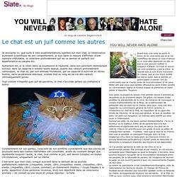 Le chat est un juif comme les autres
