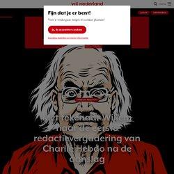 Willem en Charlie Hebdo na 7/1 – Vrij Nederland
