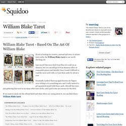 William Blake Tarot