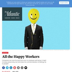 William Davies on Worker Happiness