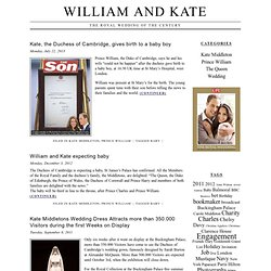William and Kate ? The next Royal Wedding in 2011
