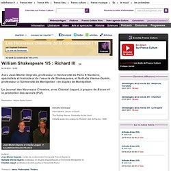 1/5 : Richard III