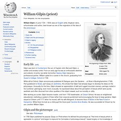 William Gilpin (clergyman)