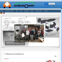 Willkommen auf ArduMower.de
