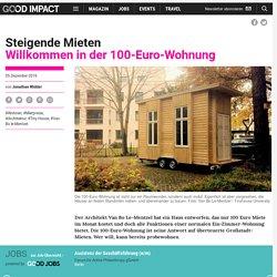 Willkommen in der 100-Euro-Wohnung