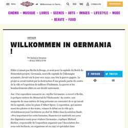 Willkommen in Germania !