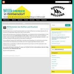 Willkommen bei Kaffee und Kuchen » Willkommen in Wilmersdorf