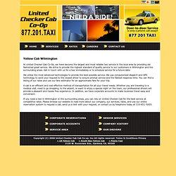 Taxi Service United Checker Cab