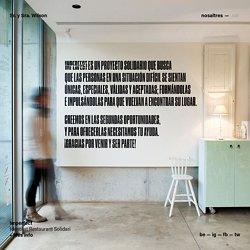 Sr. y Sra. Wilson — Estudi estratègic de disseny