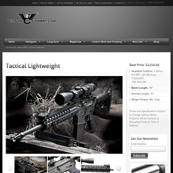 Tactical Lightweight
