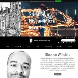 The Stephen Wiltshire Gallery - Drawings, paintings and prints