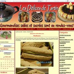 Winachts-bredele - Page 2 - Les Délices de Tartin