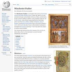 Winchester Psalter