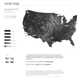 Wind Map
