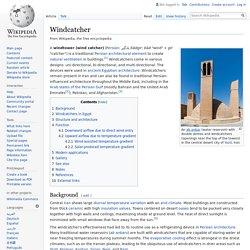 Windcatcher - Wikipedia