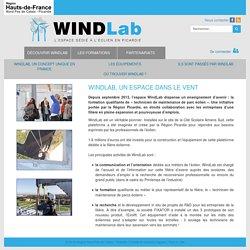 WindLab, un espace dans le vent - Découvrir WindLab - WINDLab