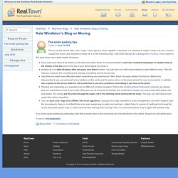 Just another RealTown Blogs site