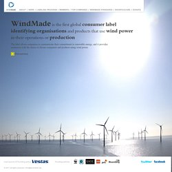 WindMade™: WindMade