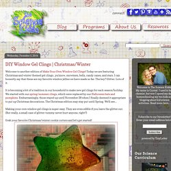 Christmas/Winter - The Science Kiddo