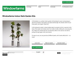 The Windowfarms Project