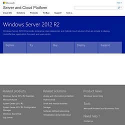 Windows Server 2008 Trial Software