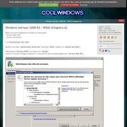 Server 2008 - WSUS